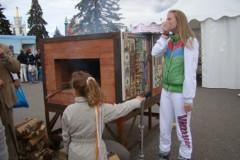 Отчет об участии Гильдии на Московском международном фестивале ремесел