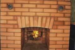 Печь теплушка с подтопком и плитой в шестке. На основе Русской печи